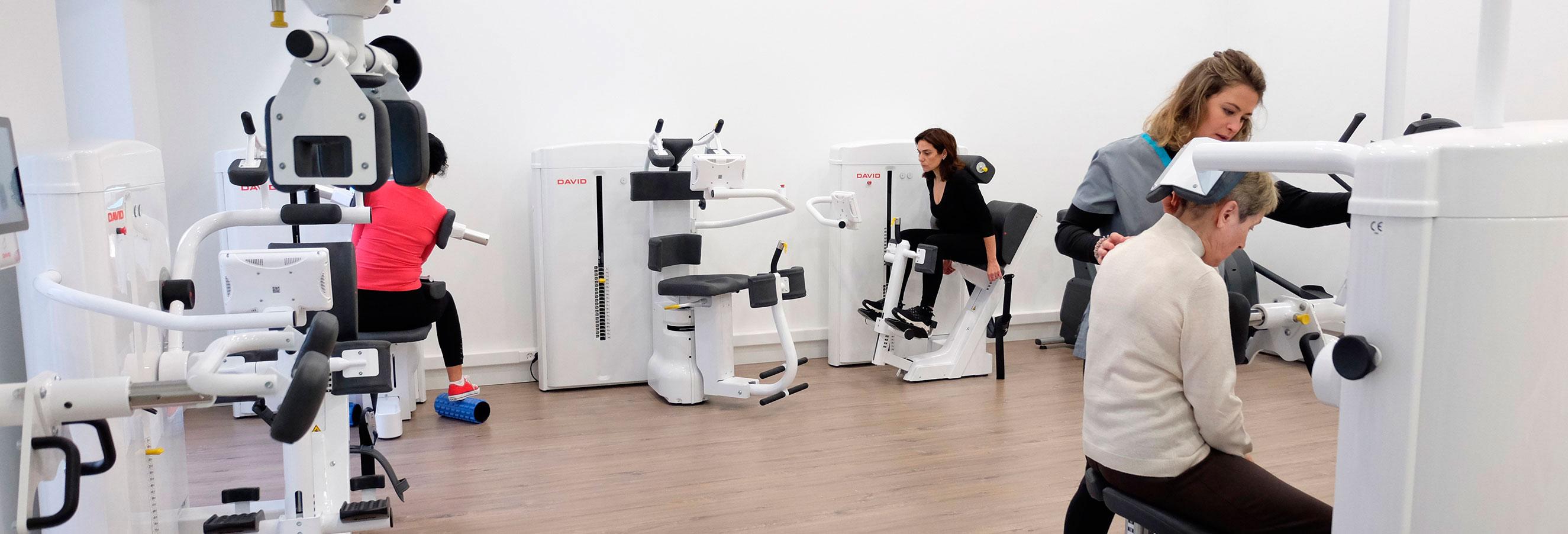 imagen de Nordic Klinika para tratar el dolor de espalda en Vitoria