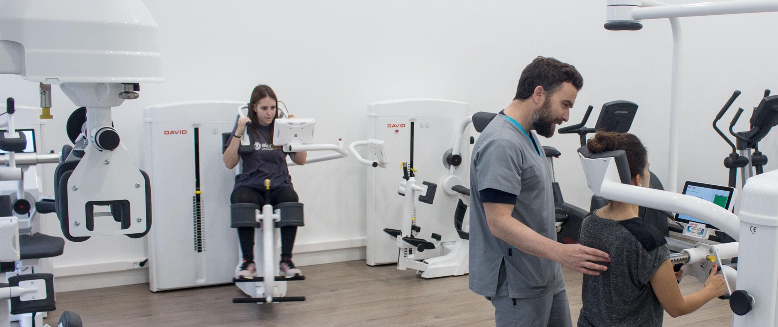 imagen Nordic Klinika para mejorar la salud laboral Vitoria