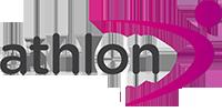logotipo de athlon