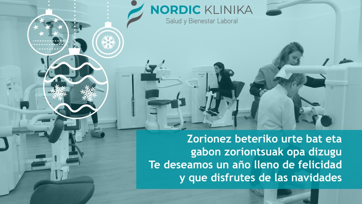navidad Nordic Klinika