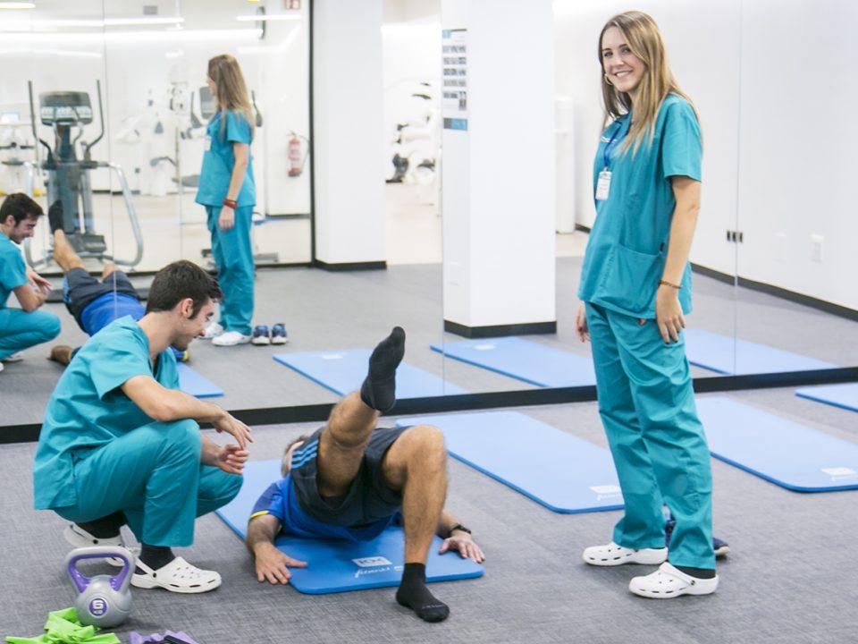 Nordic klinika ejercicio en casa