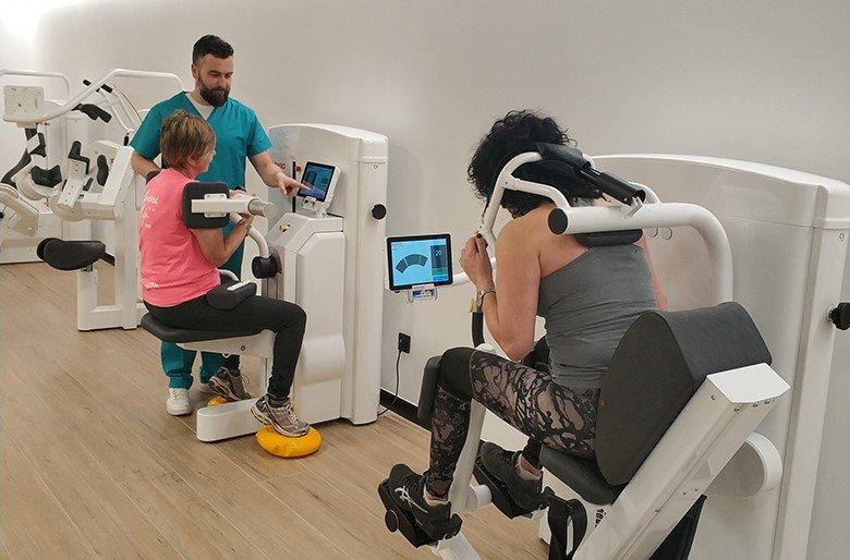 Nordic Klinika dolor espalda vitoria