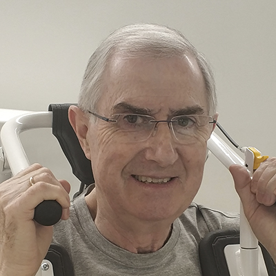 testimonio eliminar dolor hombros Vitoria