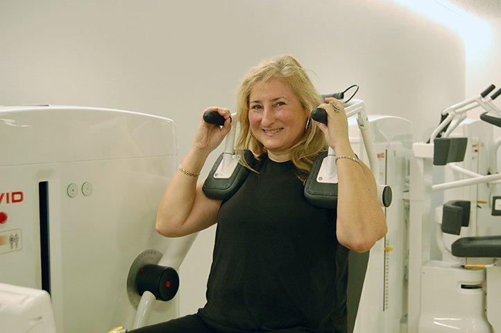 ejercicio para dolor espalda vitoria crónico
